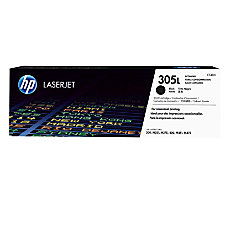 HP 305L Black Economy Toner Cartridge