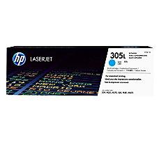 HP 305L Cyan Economy Toner Cartridge