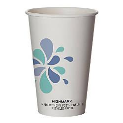 Highmark Breakroom Hot Cups 16 Oz