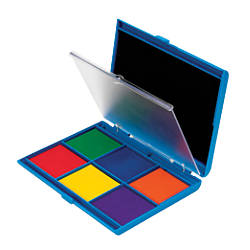 Learning Resources 7 Color Stamp Pads