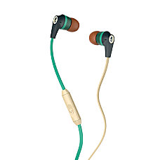Skullcandy Inkd 2 Earbud Headphones ExplorerForest