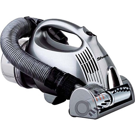 Shark v15z portable vacuum cleaner by office depot officemax for Shark vacuum motor replacement