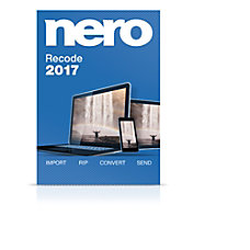 Nero Recode 2017 Download Version
