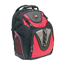 SwissGear Maxxum Backpack Red