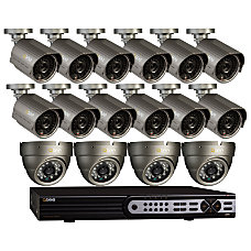 Q See 32 Channel Surveillance System