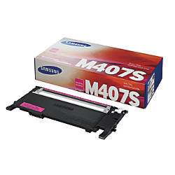 Samsung CLT M407S Magenta Toner Cartridge