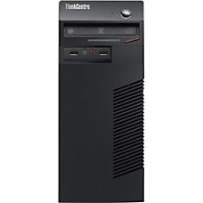 Lenovo ThinkCentre M73 10B0000KUS Desktop Computer