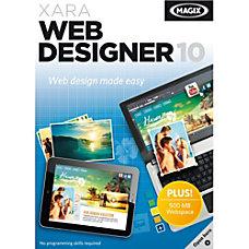 Xara Web Designer 10 Download Version