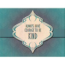 PTM Images Framed Wall Art Courage