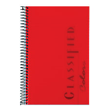 TOPS Classified Colors Business Notebook 5