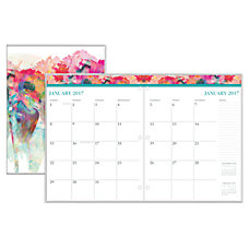 Nicole Miller Monthly Slim Planners 8