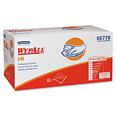 Wypall WypAll L40 Professional Towels 12