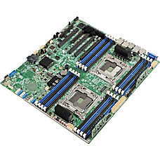 Intel S2600CWT Server Motherboard Intel Chipset