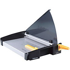 Fellowes Plasma Guillotine Paper Cutter 18