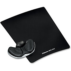 Fellowes Gliding Palm Support with Microban