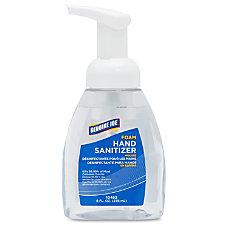 Genuine Joe Foam Hand Sanitizer 8