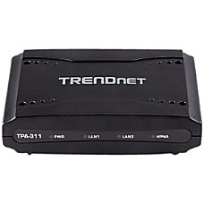 TRENDnet Mid Band TPA 311 Media
