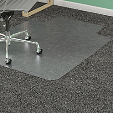 Lorell Diamond Anti static Chair Mat