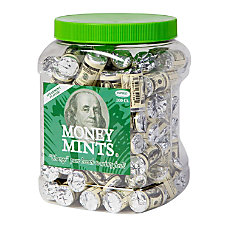 Espeez Money Mints 100 Piece Tub