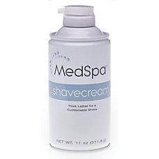 MedSpa Citrus Shave Cream 11 Oz