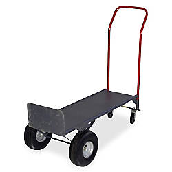 Sparco Convertible Hand Truck With Deck