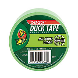 Duck Colored Duct Tape 1 78