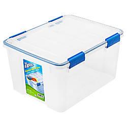 Ziploc Weathertight Storage Box 44 Qt
