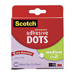 Scotch Glue Dots Pack Of 300