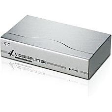 Aten 4 port Video Splitter