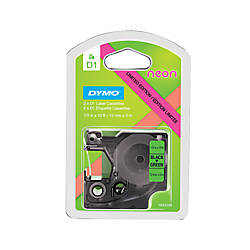 DYMO D1 Limited Edition Neon Labels