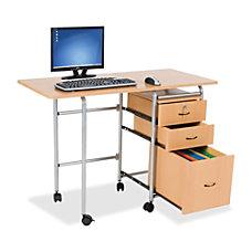 Balt Fold N Stow Computer Workstation