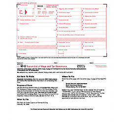 TOPS Continuous W 3 Transmittal of