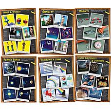 Carson Dellosa Middle Grades Science Chart