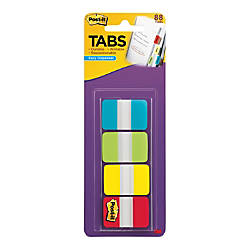 Post it Tabs With On The