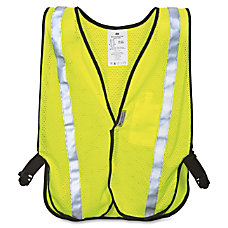 3M Reflective Polyester Safety Vest One