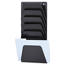 OIC 7 Compartment Wall File Holder