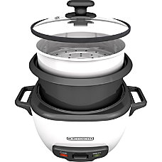 Black Decker 14 Cup Rice Cooker