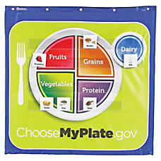 Learning Resources Healthy Helping MyPlate Pocket