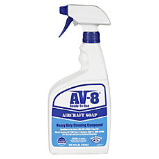 Spray Nine AV 8 Aircraft Soap