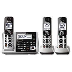 Panasonic Link2Cell KX TGF373S Bluetooth Cordless