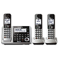 Panasonic Link2Cell KX TGF373S Bluetooth Cordless