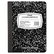 Mead Square Deal Composition Book Sewn