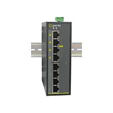 Perle IDS 108FPP Industrial PoE Switch