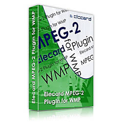 Elecard MPEG 2 PlugIn for WMP
