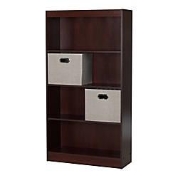 South Shore Axess 4 Shelf Bookcase