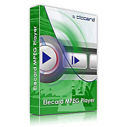 Elecard MPEG Player Download Version