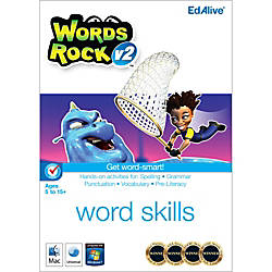 Words Rock v2 Mac Download Version
