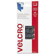 VELCRO Brand VELCRO Brand Black Wafer