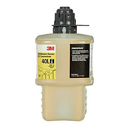 3M Disinfectant Cleaner RCT 40L Concentrate