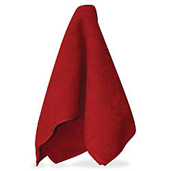 Impact Products Red Microfiber Cleaning Cloths